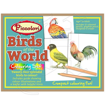 Piccolori - Birds of the World