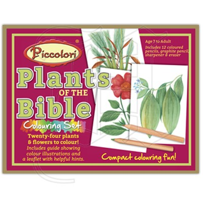 Piccolori - Plants of the Bible