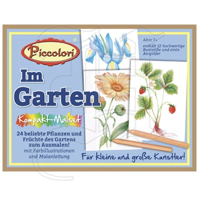 Piccolori - Im Garten