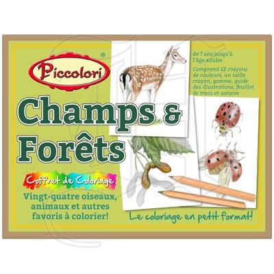 Piccolori - Champs & Forets