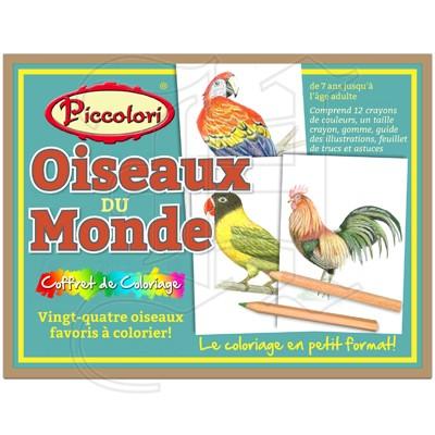 Piccolori - Oiseaux du Monde