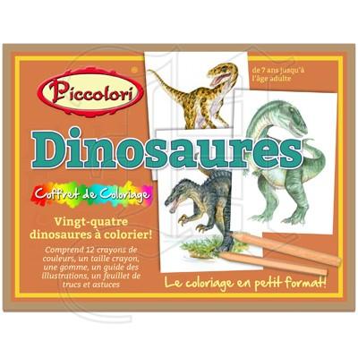 Piccolori - Dinosaures