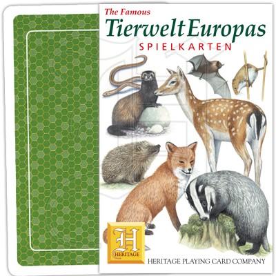 Tierwelt Europas