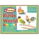 Piccolori - Birds of the World