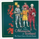 Monarchs of Scotland Card Game